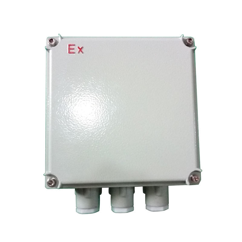 Exe 3 Way IP65 Explosion Proof Junction Box Die Cast Aluminum Available
