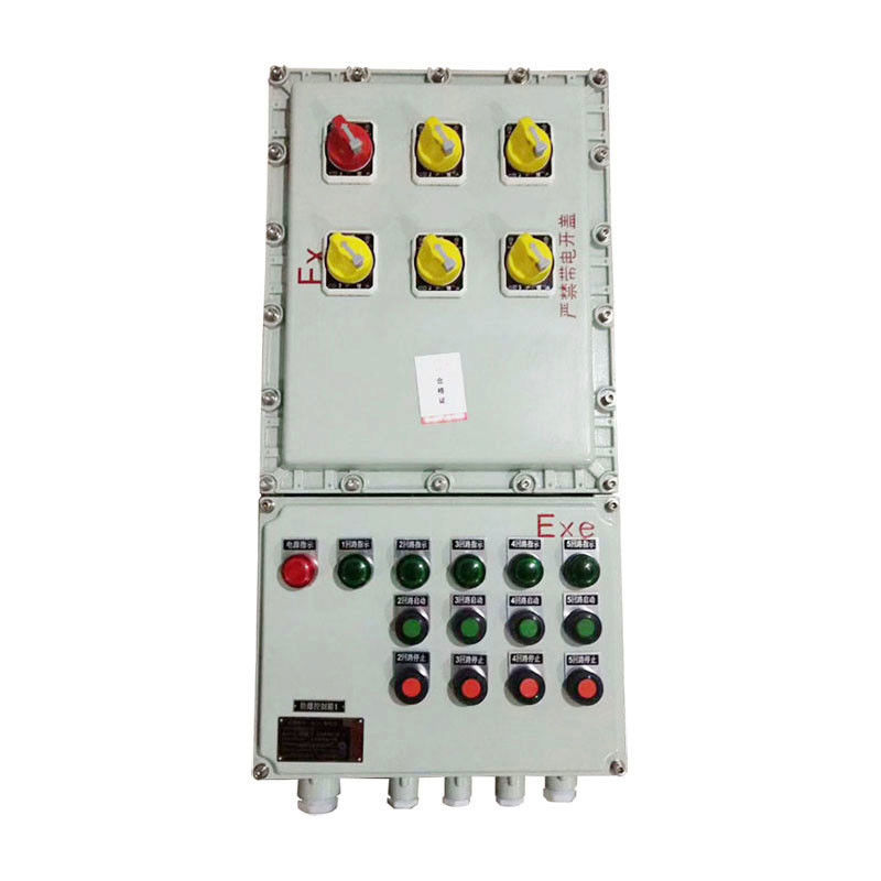 Cast Aluminum Explosion Proof Panel , BXD Series Power Distribution Board