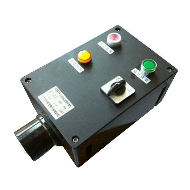 Custom Electrical Explosion Proof Operating Column With Conversion Switch