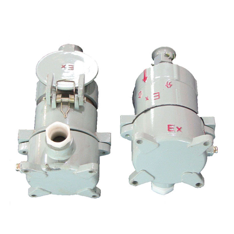 Multi Pin Flameproof Hazardous Location Plugs And Receptacles 220V / 380V
